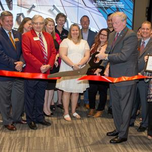 Ribbon Cutting Picture